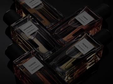 Складова програма за магазини за парфюми
